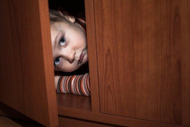 Невротические проявления у ребенка