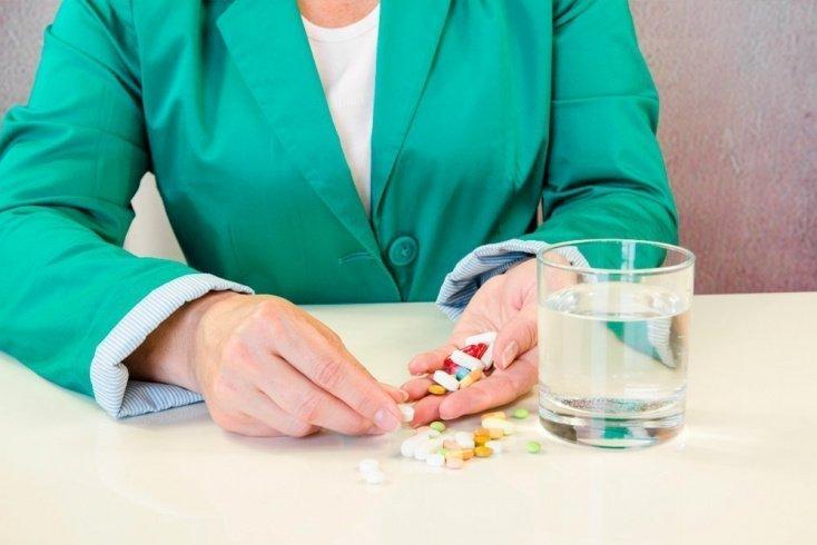 Лекарства для устранения последствий