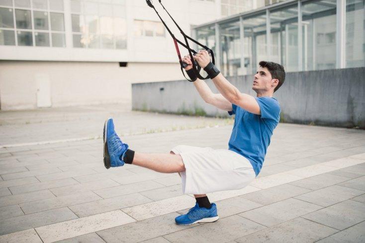Что такое фитнес-тренажер TRX?