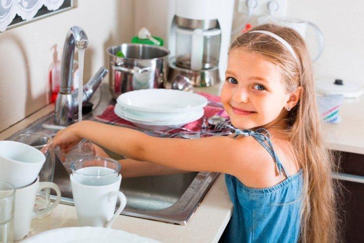 Помощь в домашних делах