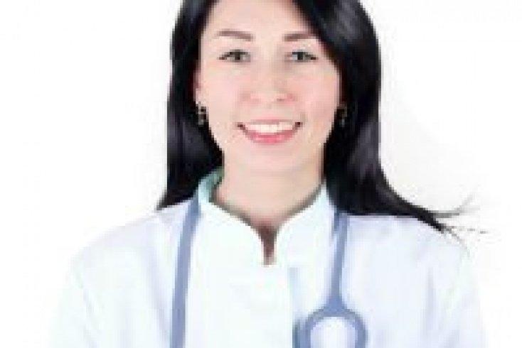 Екатерина Пушкова, педиатр, аллерголог-иммунолог медицинского центра «Атлас»
