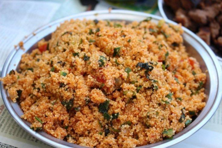 Арабские диеты: красота Востока
