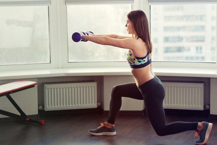 Базовый комплекс фитнес-упражнений