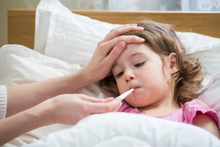 Какие цифры температуры тела у ребенка считаются нормальными?