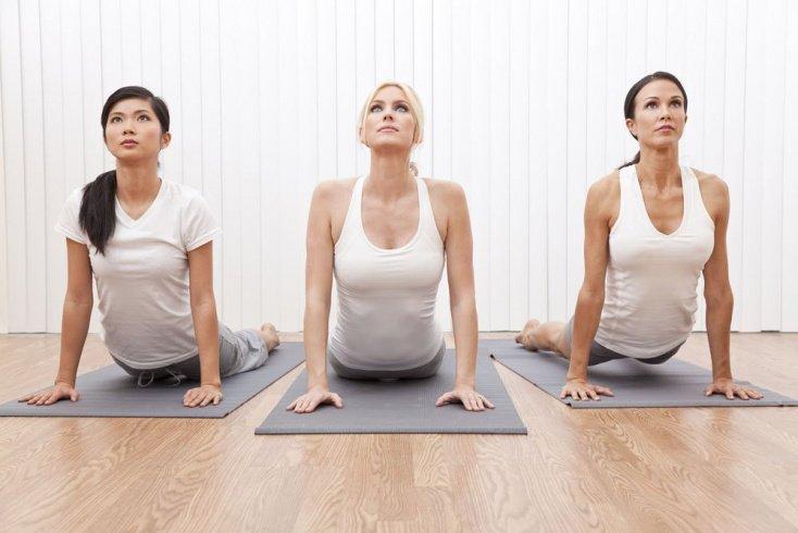 Упражнения в первые дни после родоразрешения