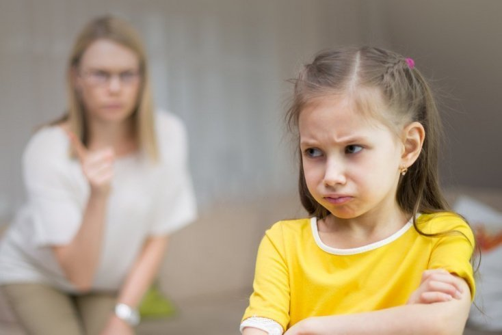 Нецензурные выражения в речи ребенка