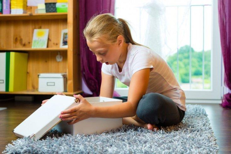 Дети подросткового возраста: что подарить?