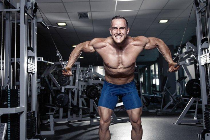 Правила тренировки грудных мышц для поклонников ЗОЖ