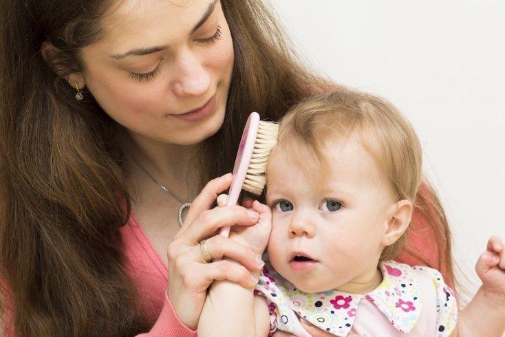 Профилактика у детей выпадения волос