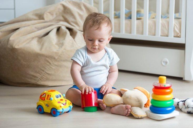 Что умеет ребенок в 9 месяцев?