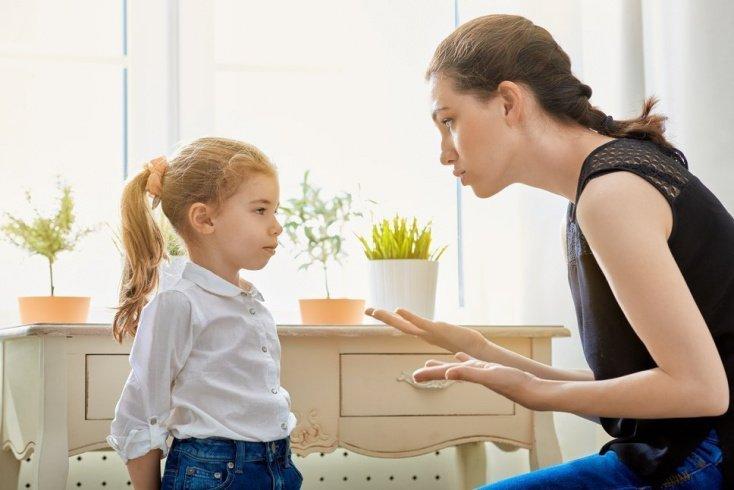 Дайте понять детям, что их эмоции ничего не значат