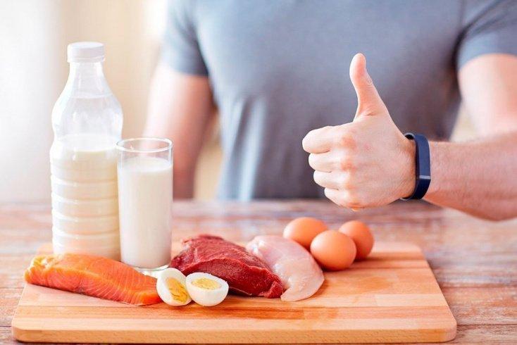 Все тайны белковой диеты