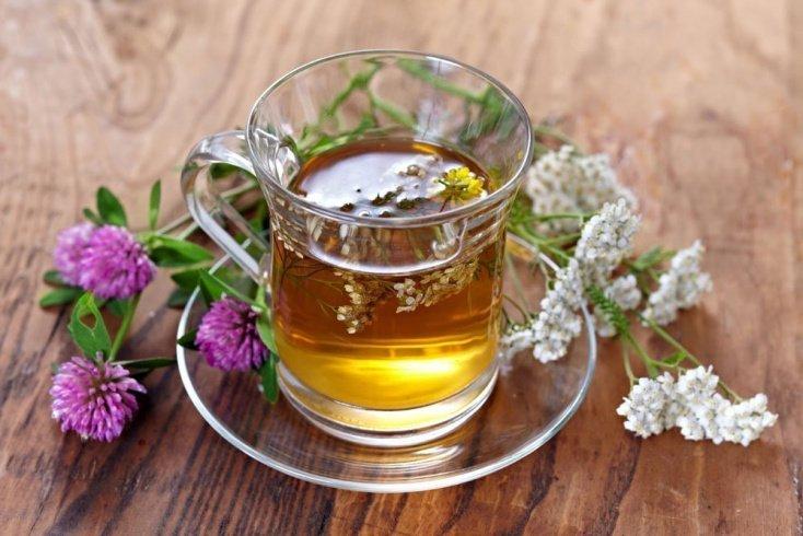 Чай в питании ребенка