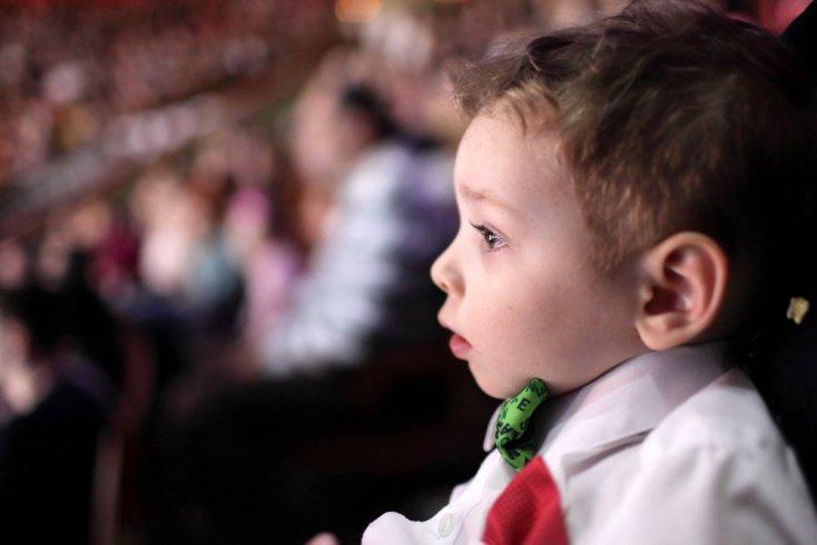 В каком возрасте детей пора приобщать к театру?