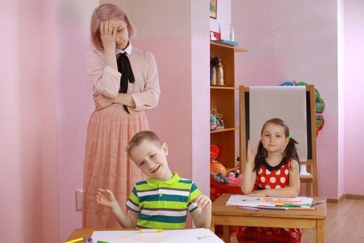 Проблема воспитания ребенка или болезнь?
