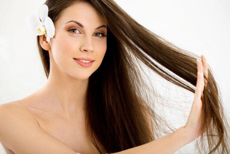 Измените технику выпрямления волос