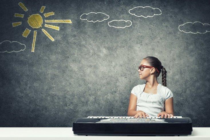 Творческое развитие детей. Становление абсолютного слуха