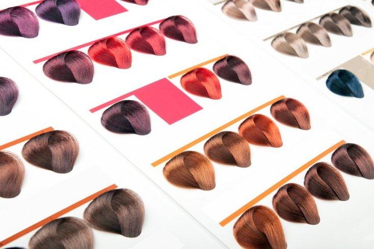 Терапия цветом: как подобрать оттенок