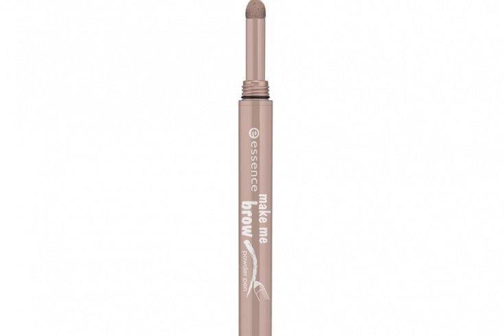 Пудровый карандаш для бровей essence make me brow powder pen