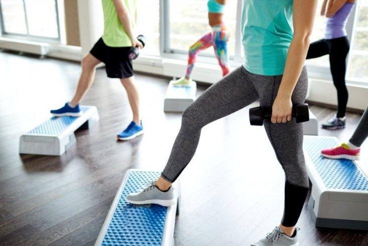 Часть первая: фитнес-упражнения для сжигания жира