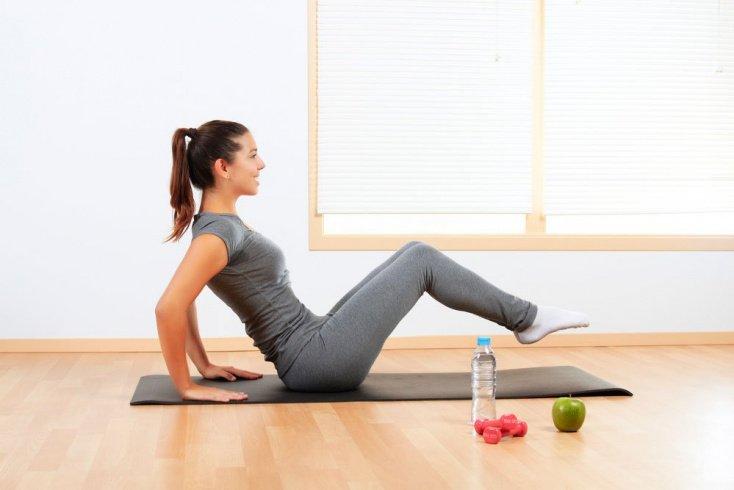 Пример тренировки для похудения