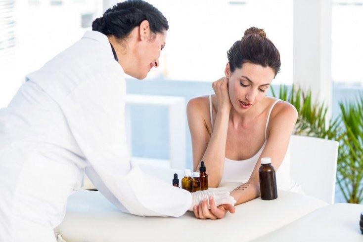 Лечение аллергии: лекарства и диета