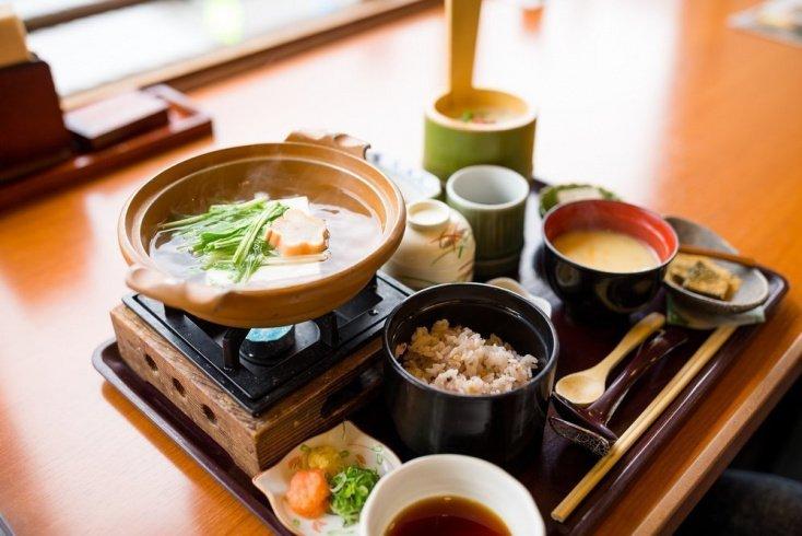 Рецепты правильного питания из Японии