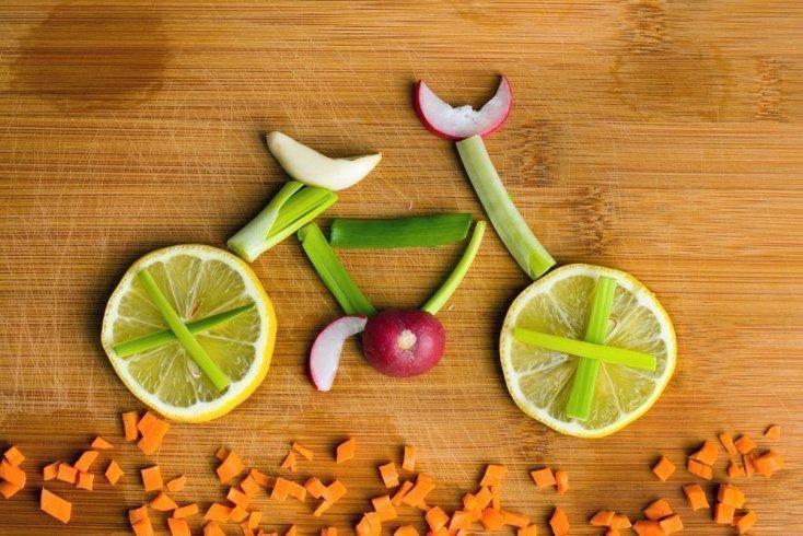 Правильное питание — одна из основ ЗОЖ