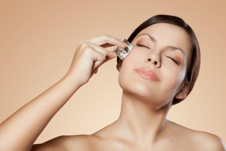 Секреты красоты: польза косметического льда для кожи