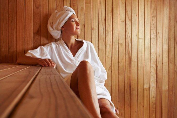 Правила использования масок для волос в бане