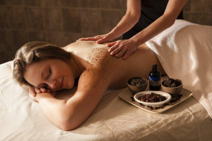 Процедуры для кожи и волос в бане