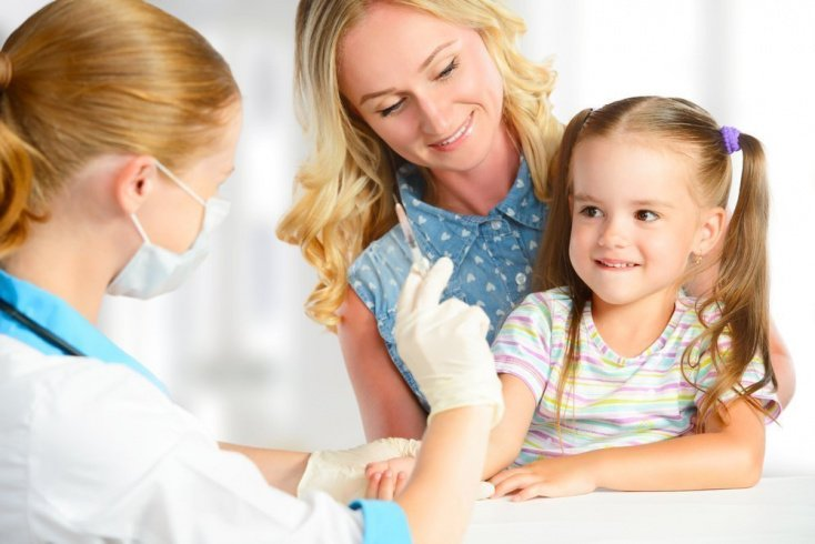 Какие тесты рекомендованы детям при оформлении медкарты