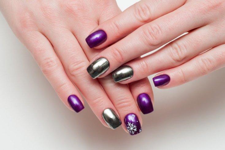 Наклейки-слайдеры для ногтей