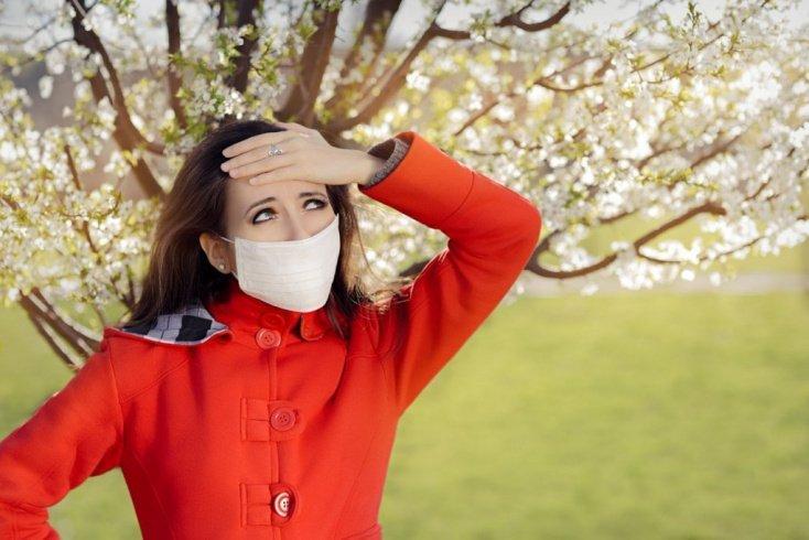 Причины поллиноза: аллергия на пыльцу