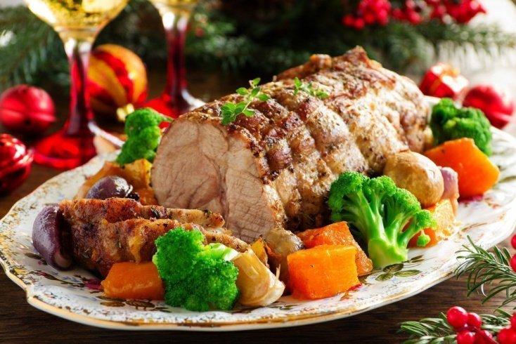 Рецепты новогодних диетических блюд для фигуры и здоровья