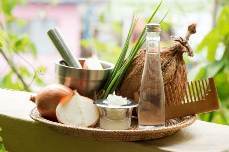 Маски с луковым соком: рецепты