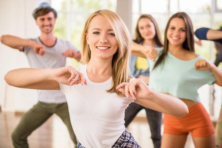 Зумба как вид доступного фитнеса