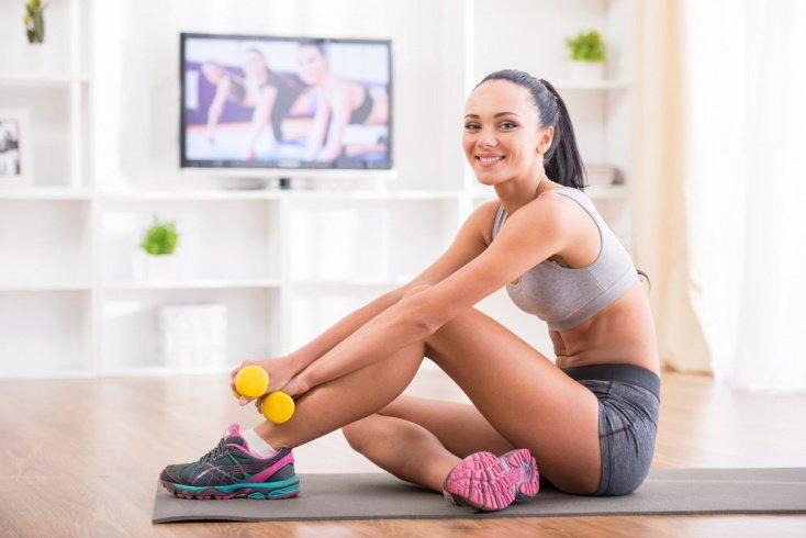 Похудение в домашних условиях для кормящей женщины