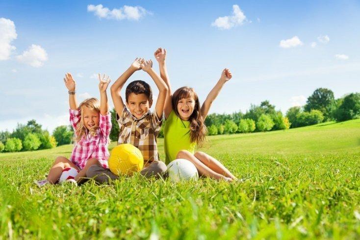 Игры и физическое развитие детей