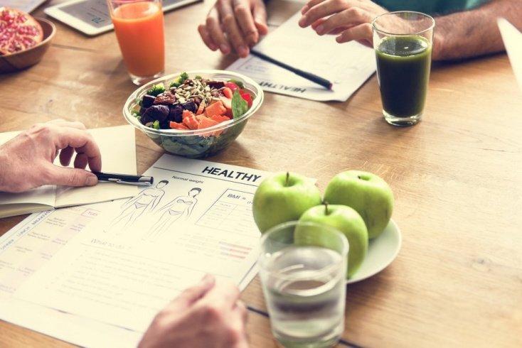 Изменения в питании и питье