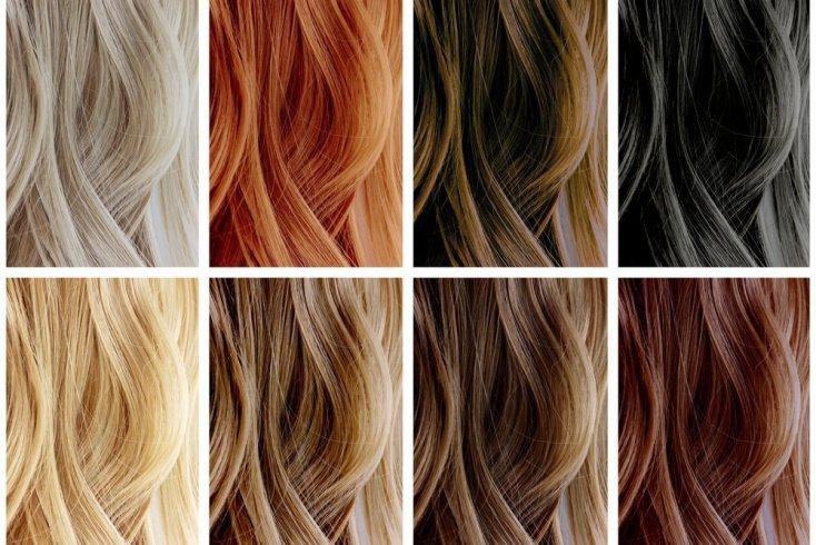 Окрашивание волос: тонкости и нюансы