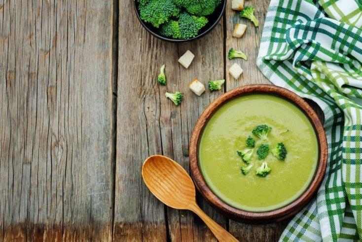 Полезные рецепты из брокколи