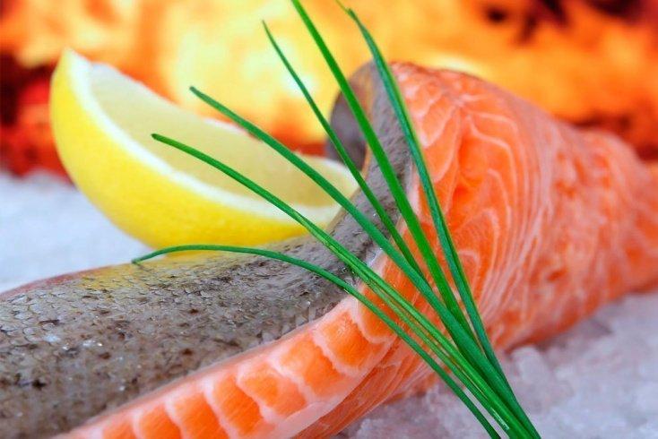 Рекомендованные к употреблению продукты питания