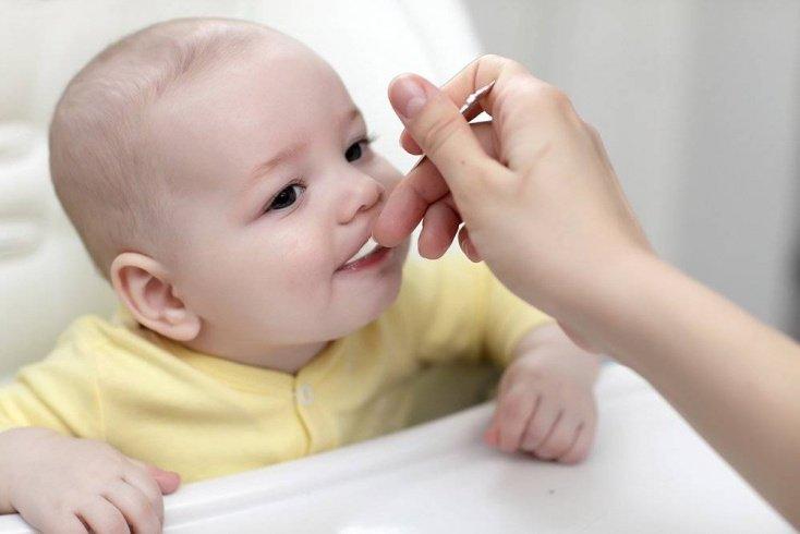 Жирорастворимые витамины детям