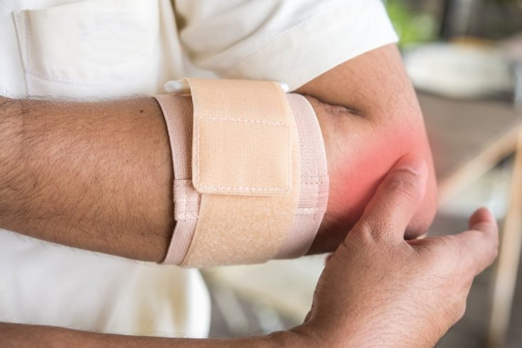 Причины развития бурсита локтевого сустава