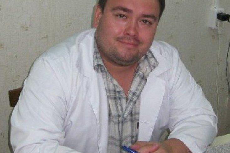 Карасев Сергей Львович, врач-педиатр, заведующий отделением педиатрии Камышинской Центральной Районной Больницы