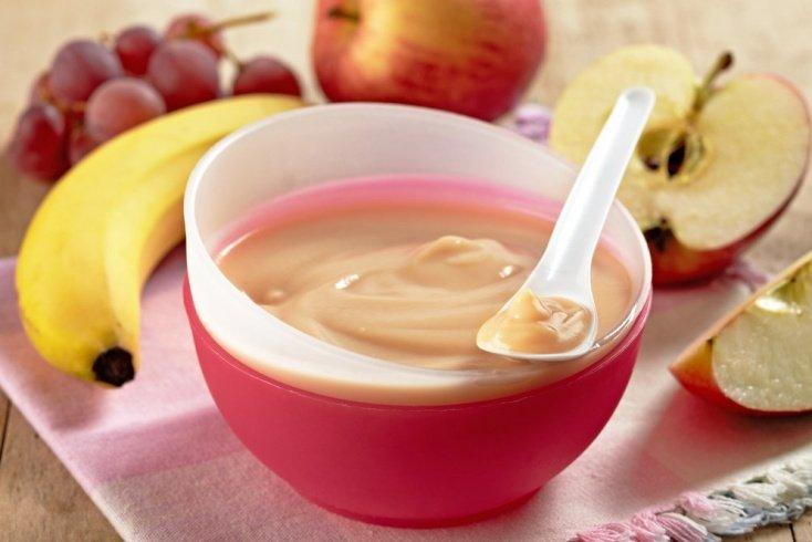 Как правильно приготовить детское питание?