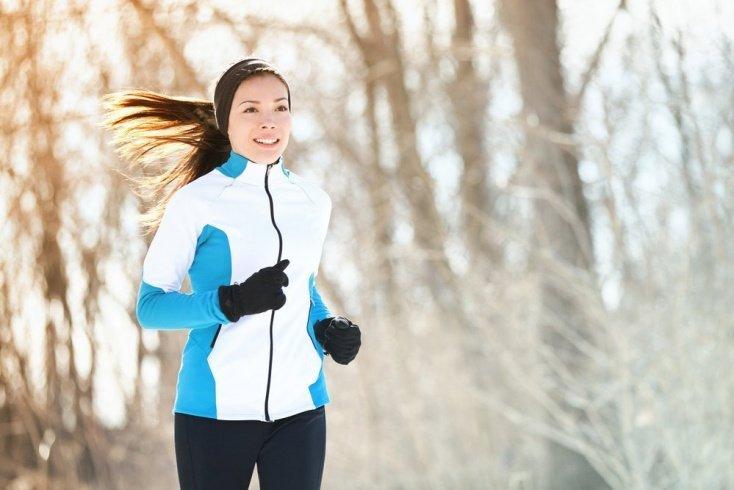 Зимний фитнес: программа аэробных тренировок