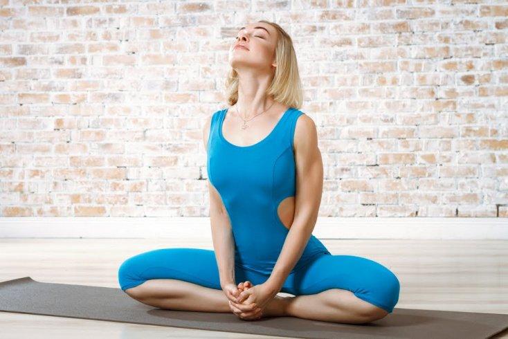 Факт 3. Релаксация — одна из древних йогических практик