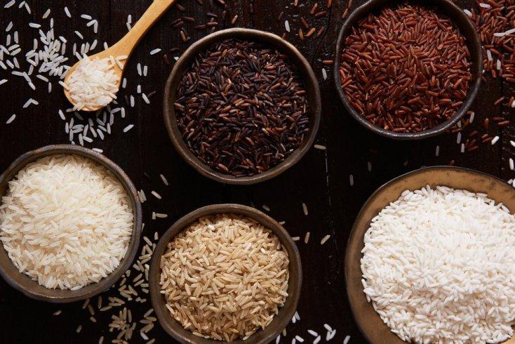 Польза и виды риса